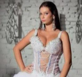 """Iuliana Luciu se mărită: """"Vreau ca nunta mea să ţină trei zile şi trei nopţi"""""""