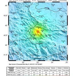 Cutremur in Bulgaria !!!