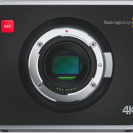 Filmari Ultra HD 4K cu Blackmagic