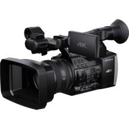 Filmari Ultra HD 4K cu Sony FDR-AX1
